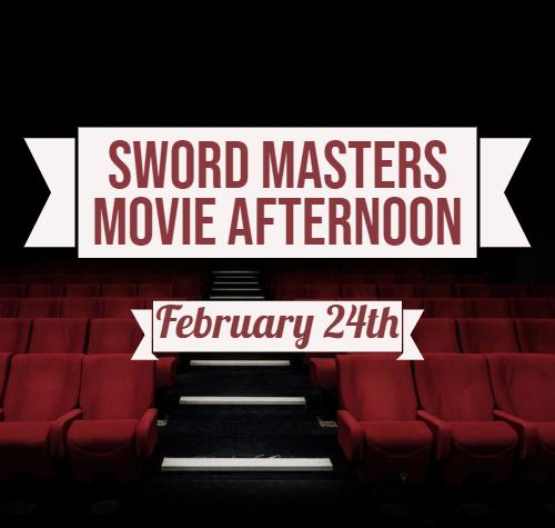 Sword Masters Movie Afternoon