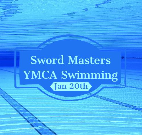 Sword Masters YMCA Swimming