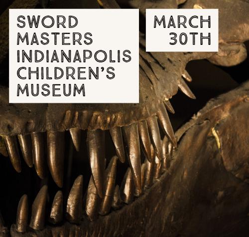 Sword Masters Indianapolis Children's Museum