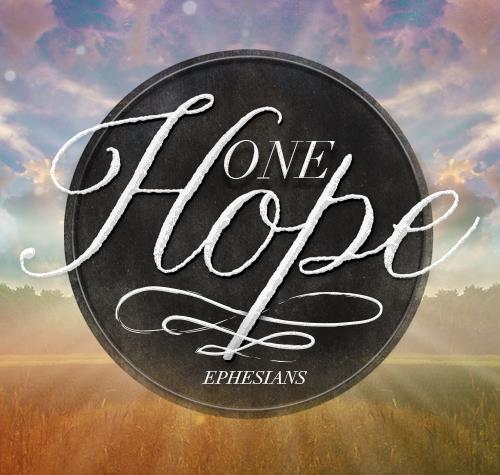 4. One Hope: Hope for a Fractured World