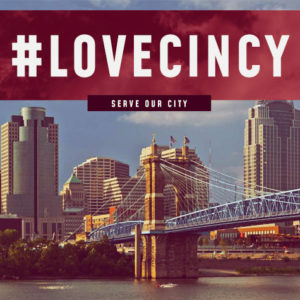 1. #LoveCincy: Loving Beyond Barriers