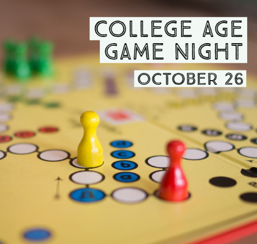 College Age Game Night
