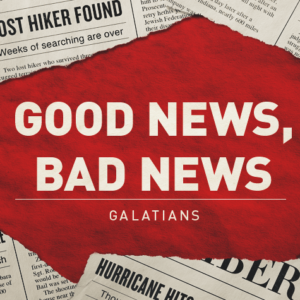 6. Good News, Bad News: Sow What?