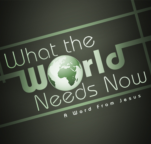 7. What the World Needs Now: The Beauty of Generosity
