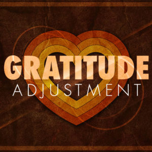 3. Gratitude Adjustment: Counting Blessings