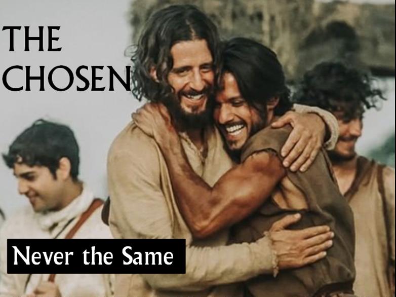 """6. The Chosen: Never the Same! – """"I Do"""""""